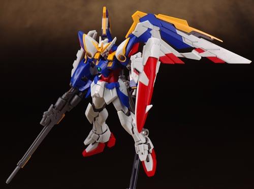 Robot Wing Gundam EW