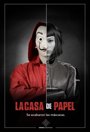 La casa de papel - 2ª Temporada Séries Torrent Download capa