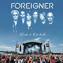 Foreigner Alive & Rockin'