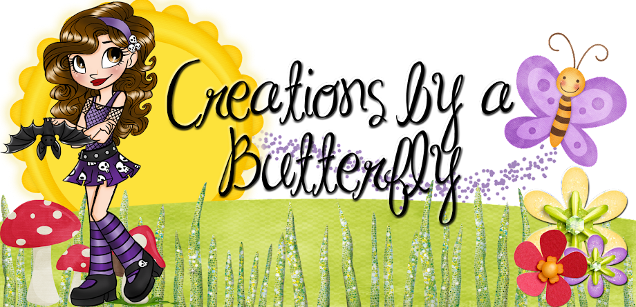 Creations by a Butterfly