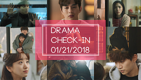 "Featured Post: ""Drama Check-In 01/21/2018"