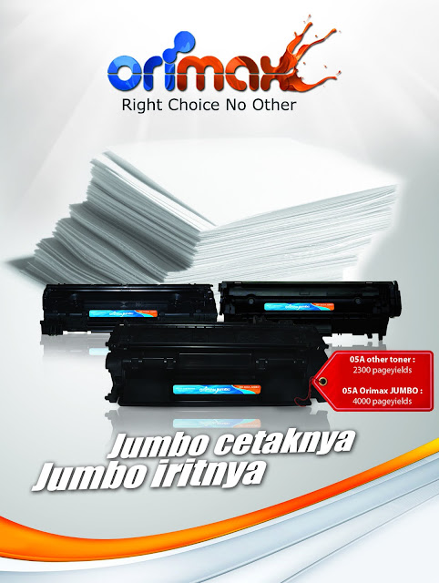 launching product toner terbaru