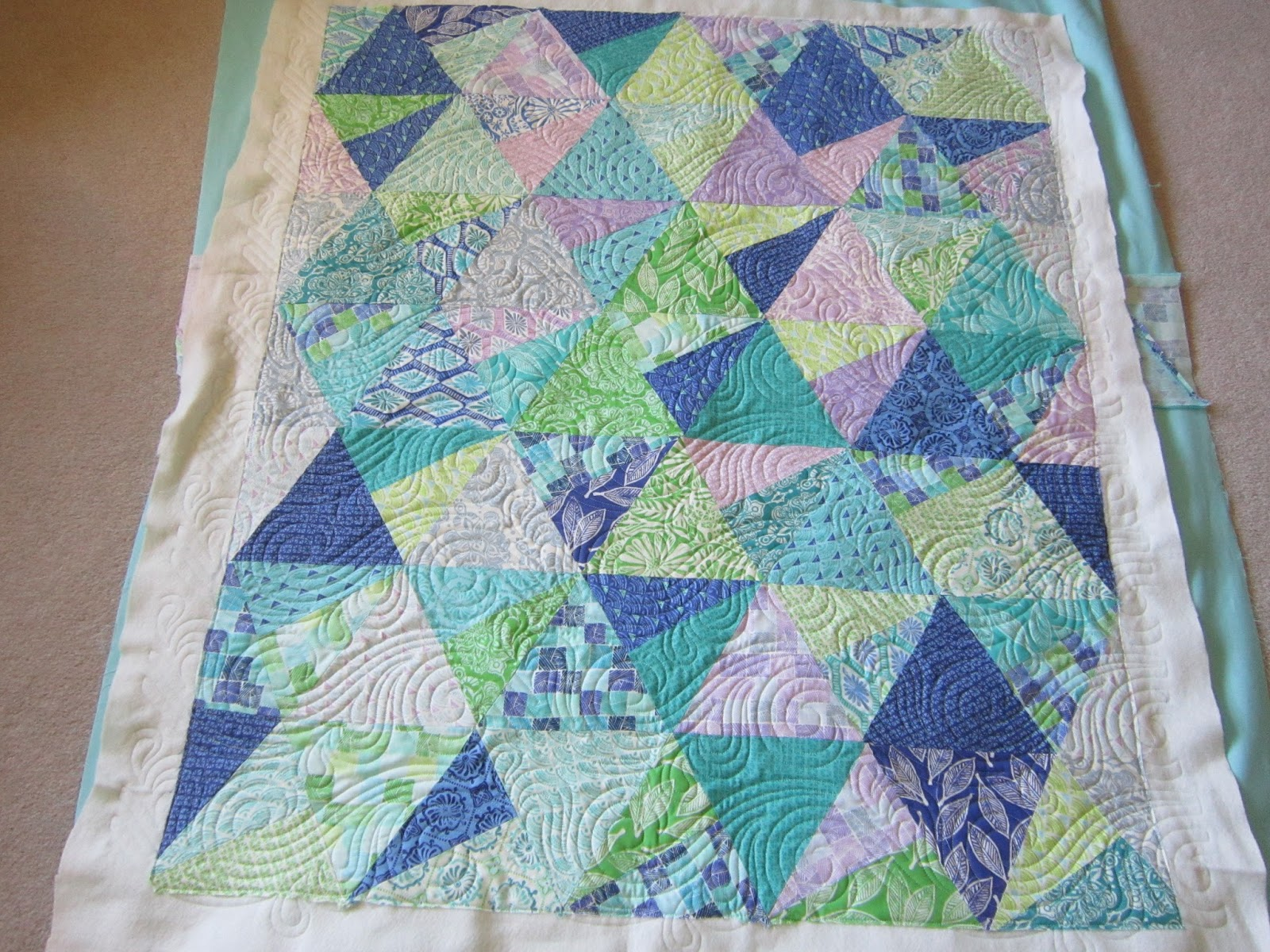 Jaybird Quilts Stereo Pattern : Quilting Is My Bliss: Jan s Quilts