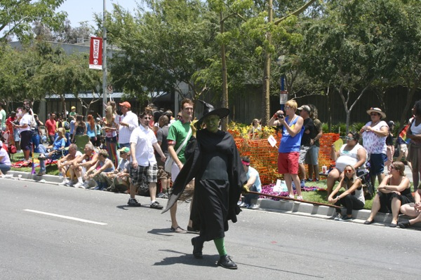 Gay Mens Chorus Wicked LA Pride Parade 2013