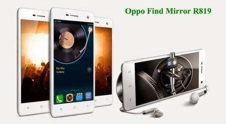 Harga Oppo Find Mirror R819 baru, Harga Oppo Find Mirror R819 bekas, Spesifikasi Oppo Find Mirror R819