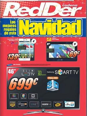 catalogo redder navidad 2013