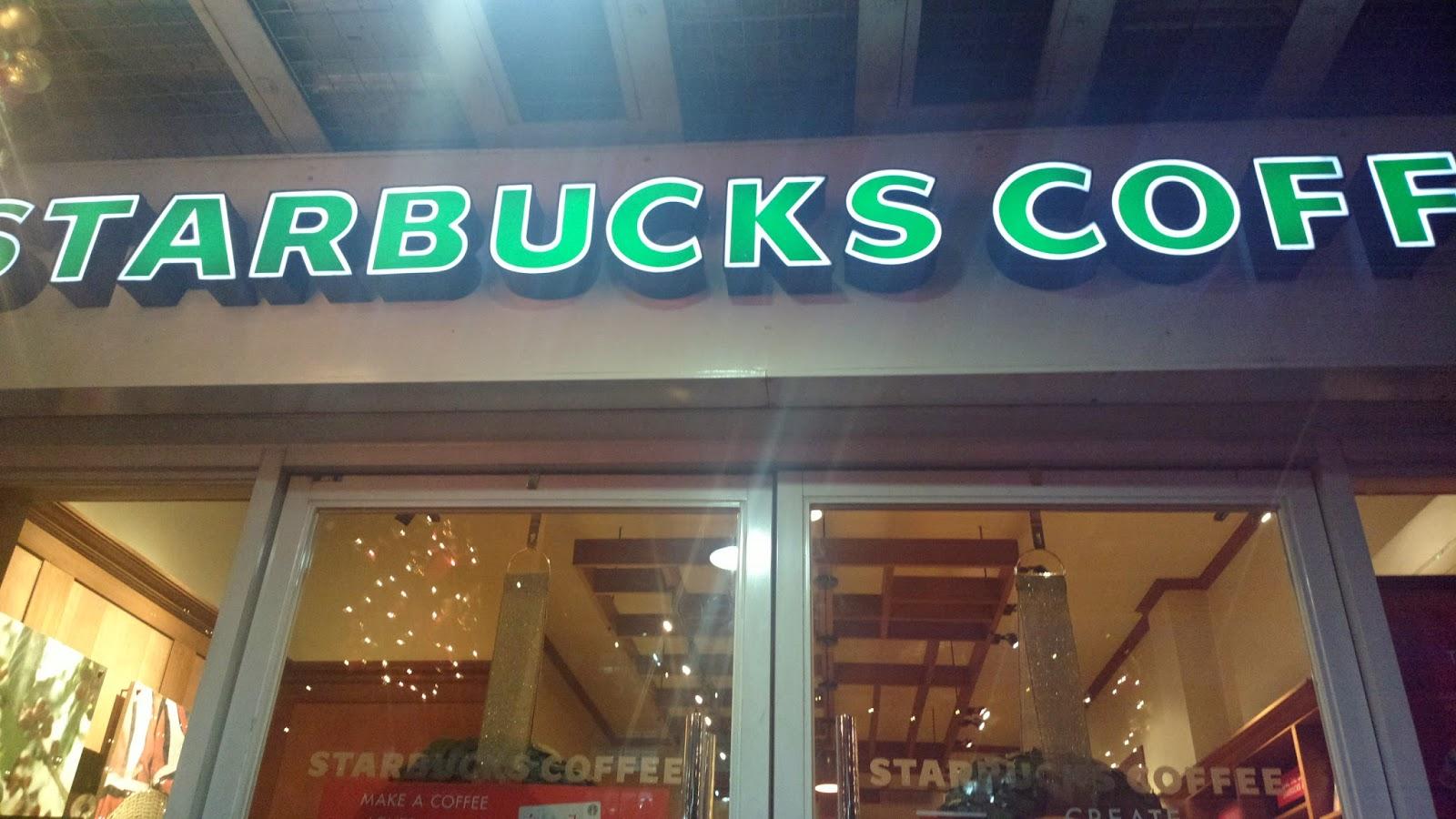 Starbucks in Session Road