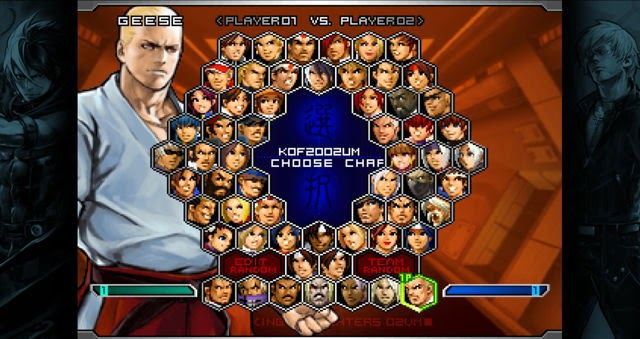 The King of Fighters 2002 Unlimited Match PC Game