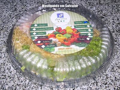 Alecrim Alimentos Saudáveis: Embalagem do Salpicão