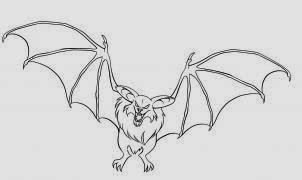 como desenhar um morcego anime como desenhar 10