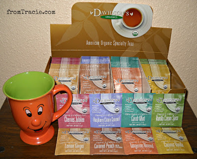 Box Of Dessert Tea