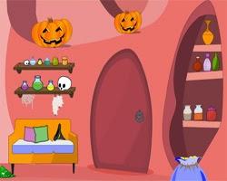 Juegos de Escape Halloween Escape Abigail Lair