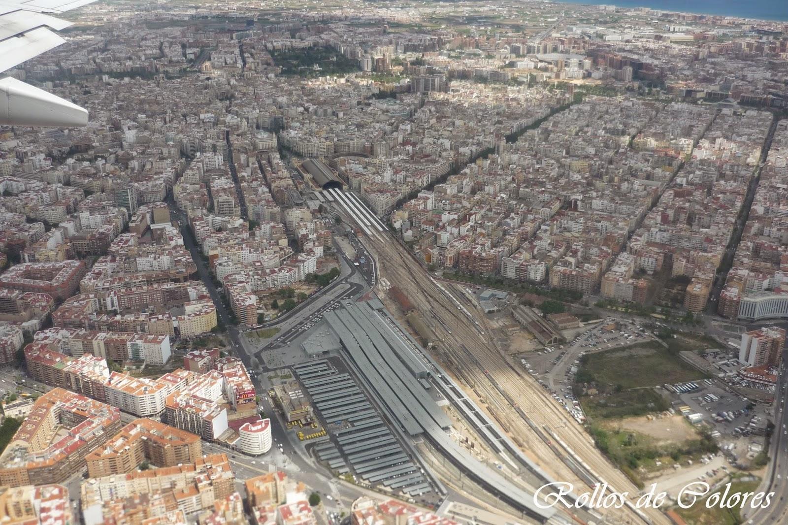 Valencia estación