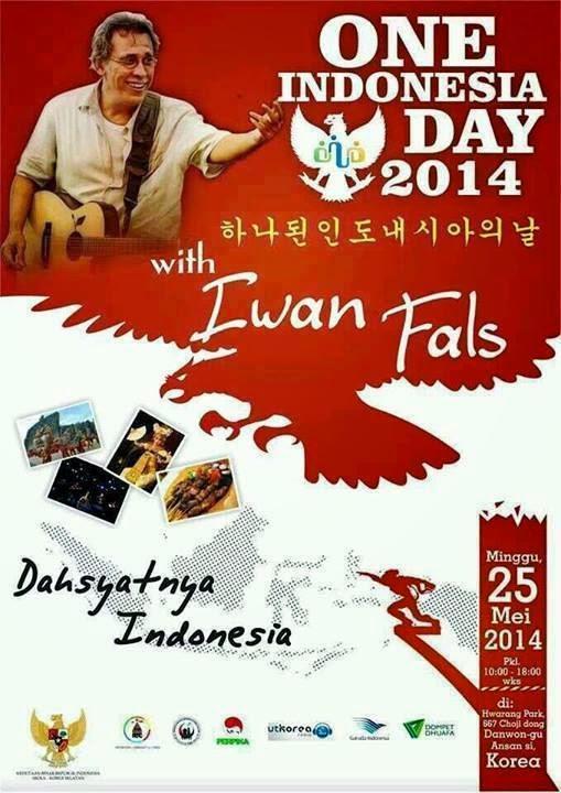 Konser Iwan Fals di Korea