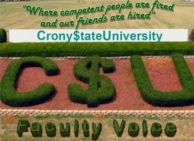 CSU Faculty Voice