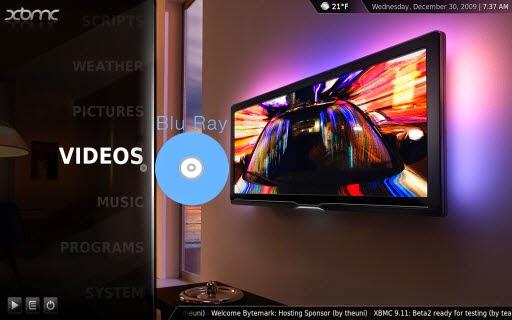 View Blu-ray Movies on XBMC player