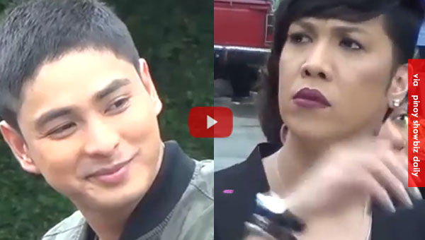Cinema trailer of Beauty and the Bestie starring Vice Ganda and Coco Martin