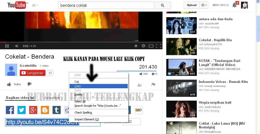 cara merubah file vidio menjadi mp3