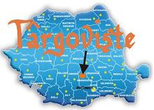 Romania's Map