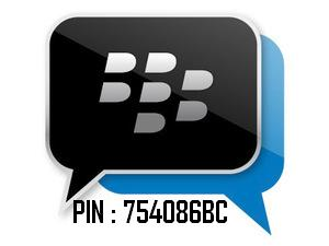 PIN BB :