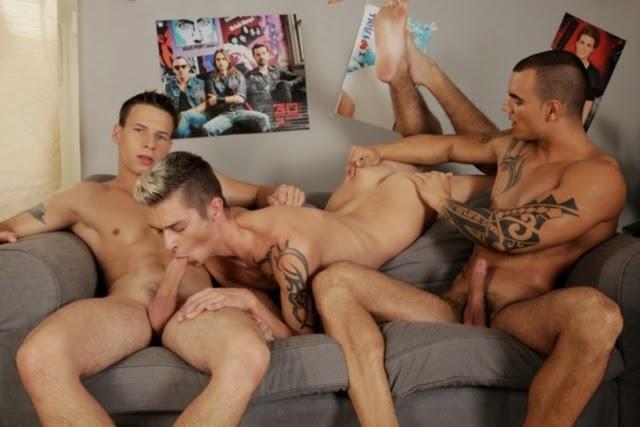 Euro/Brit Gay Porn Video Series- click