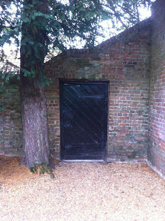 Doorway at West Green House, Hampshire
