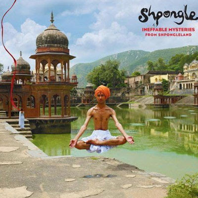 Rest In Peace, Storm Thorgerson: Shpongle - Ineffable Mysteries from Shpongleland