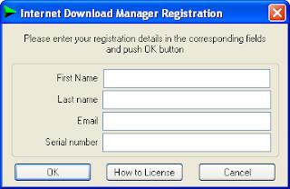 idm registration
