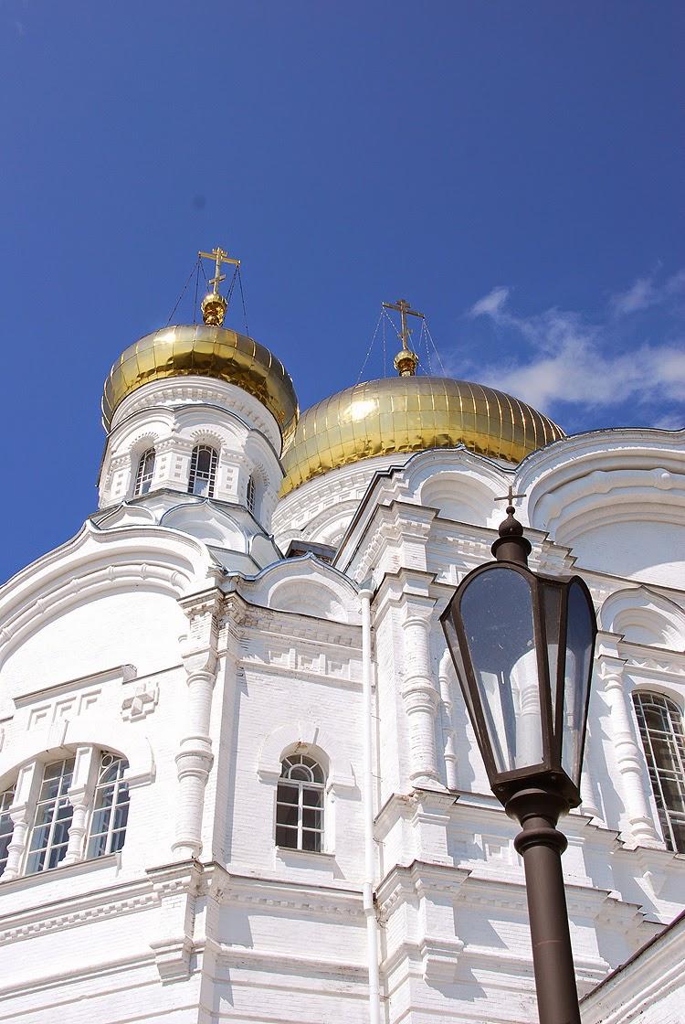 Белогорский монастырь - храм