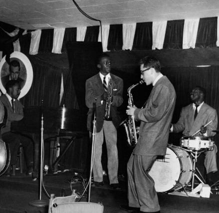 Jazz Of Thufeil - Powell, Davis, Konitz, Blakey.jpg