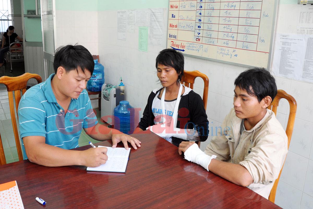 Gia Lai: Cần làm rõ nguyên nhân nhóm thanh niên hai làng đánh nhau