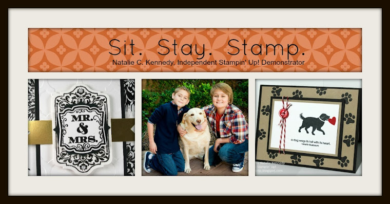 Sit.  Stay.  Stamp.