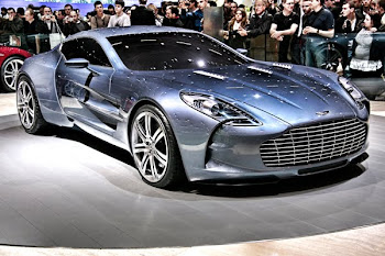 Aston Martin DBS One-77