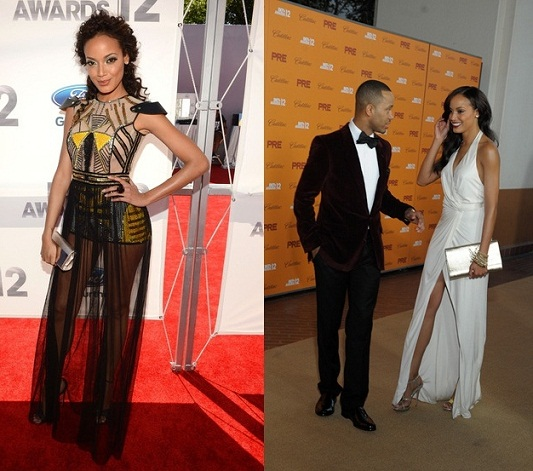 Selita Ebanks - BET Awards