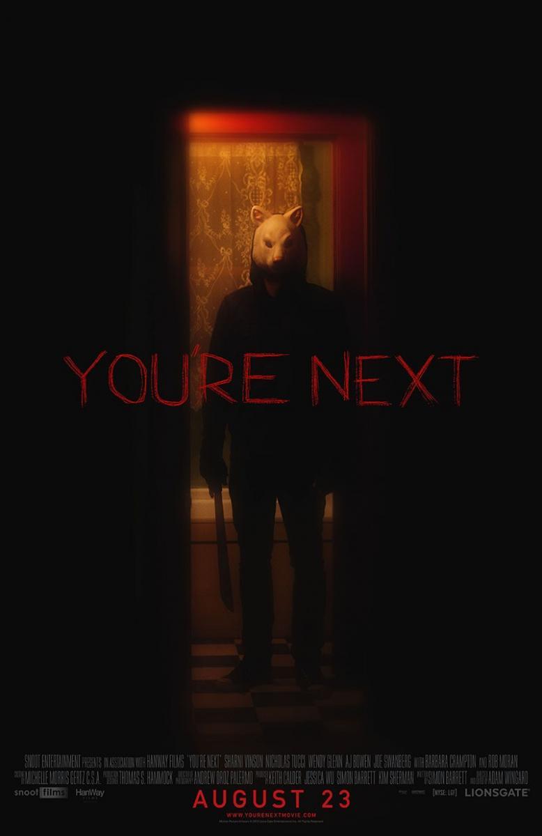 Tú eres el siguiente (Youre Next) 2013