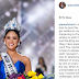 Miss Universe 2015 Pia Wurtzbach Says Happy New Year to All, Full of Gratefulness