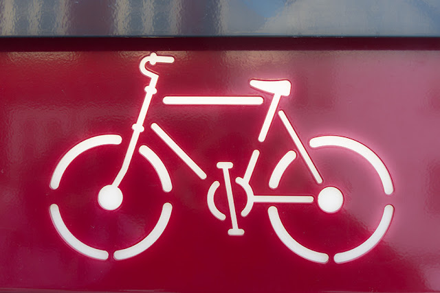Winda rowerowa w Bakklandet