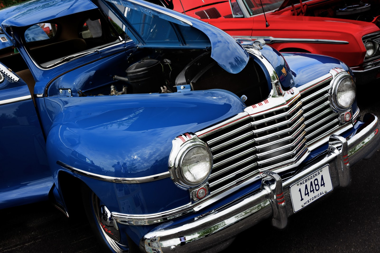 1942 Dodge Deluxe 4 Door Sedan Iowa Farm Boy Chevy Coupe