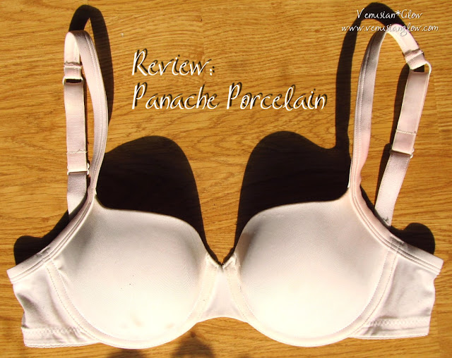 Panache Porcelain 28DD bra review
