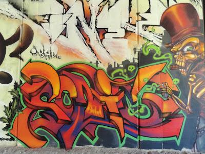 Sonic - graffiti