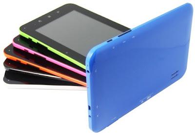 Swipe Tab X74 3D Life Tablet Colors