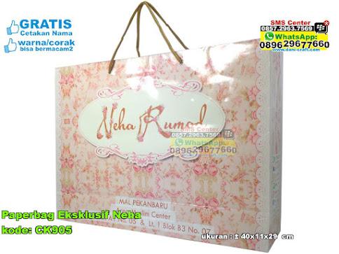 Paperbag Eksklusif Neha