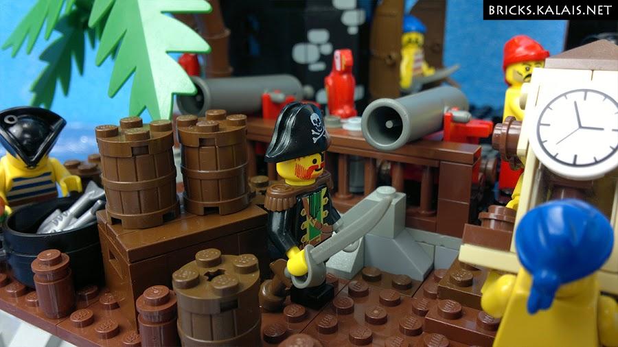 26. Captain Redbeard: Arrr!