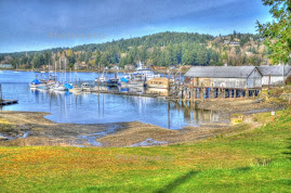Gig Harbor in the Spring