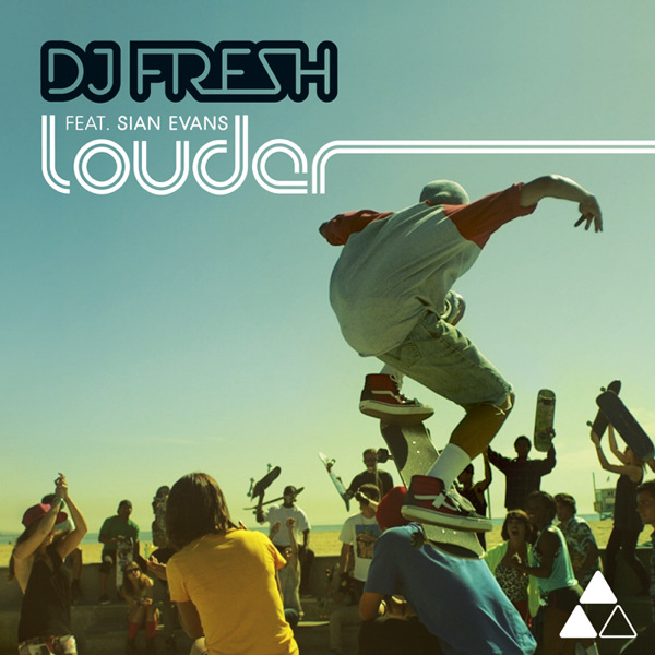 Dj Fresh Feat Sian Evans - Louder [2011 Single] [Zertop]