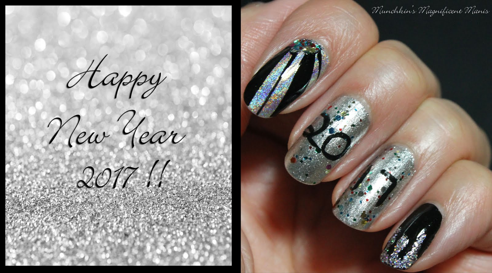 Munchkins Magnificent Manis New Year New Beginnings New Year