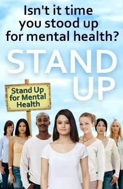 Standing Up for Mental Health