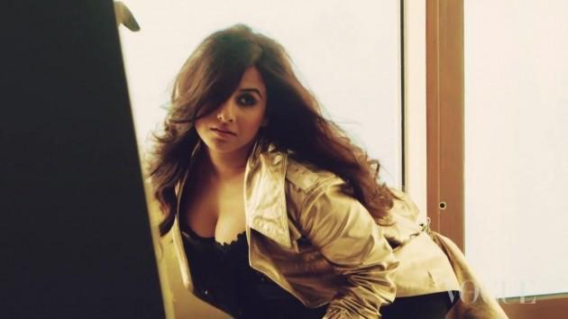 Vidya Balan Vogue Magazine