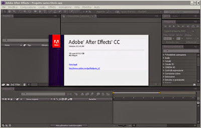 After Effects CC 1201, 121, and -