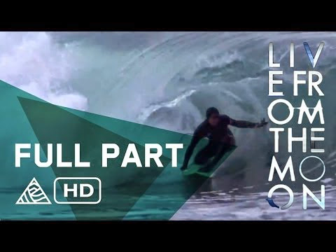 Live From The Moon - Ireland - Full Part - Body Glove HD